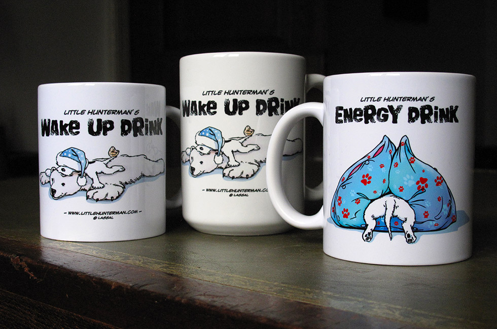 CafePress Sample Mugs