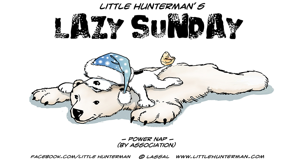 Lazy Sunday – Reminder