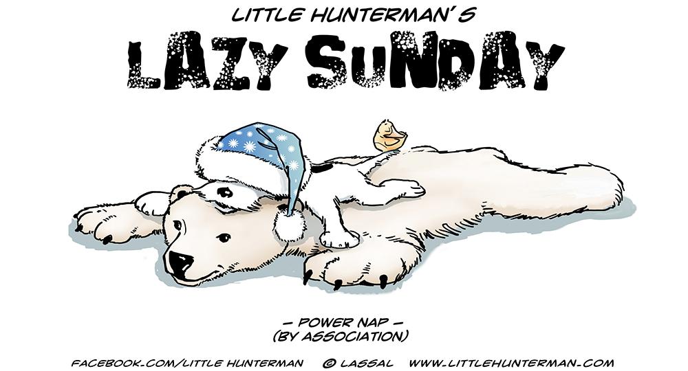 Lazy Sunday – Reminder