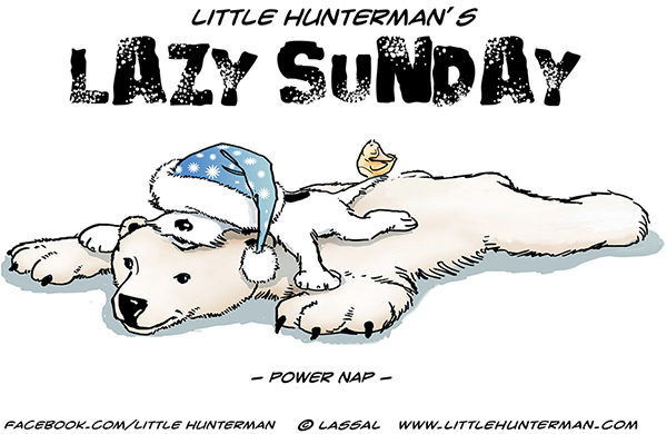 Lazy Sunday – Power Nap