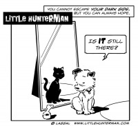 Little Hunterman - Hoping to escape