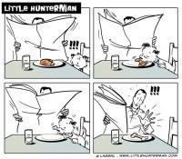 Little Hunterman - fair-trade