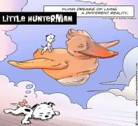 Little Hunterman – Flynn's Moebius Dream