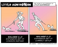 Little Hunterman – Expansion Set Correct Setup