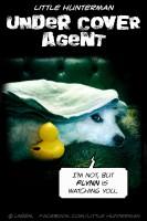 Little Hunterman – Under Cover Agent Flynn