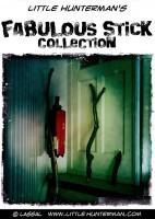 Little Hunterman's Most Fabulous Stick Collection