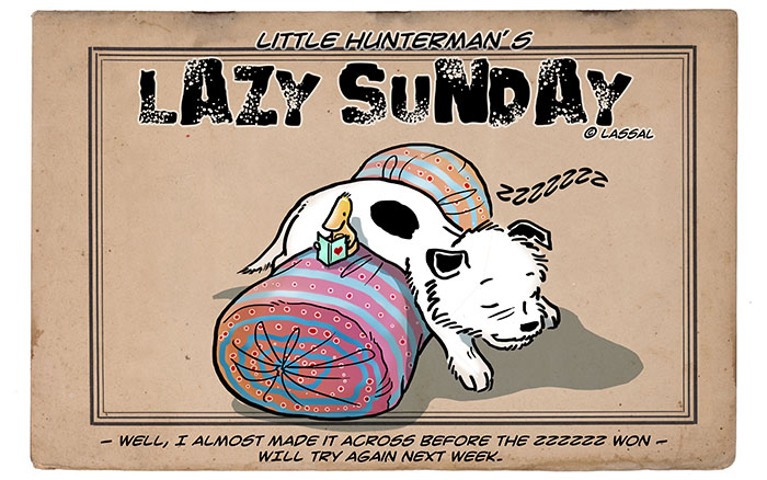 Happy Lazy Sunday!!!