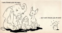 The Big Book of Friends – Big ears or no ears…