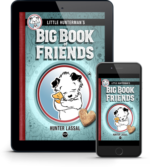 Little Hunterman's Big Book of Friends
