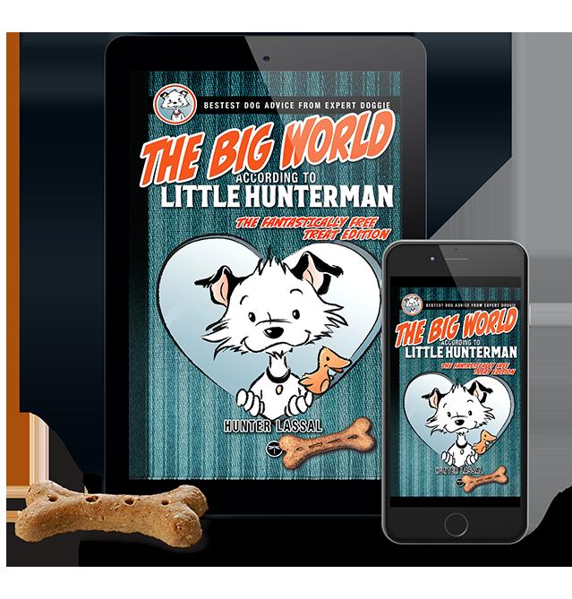 The Big World According to Little Hunterman – TREAT edition